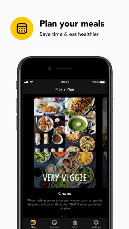 Lita - Veggie Plans & Recipes screenshot-3
