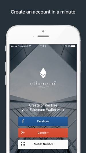 cryptocurrency wallet app ios