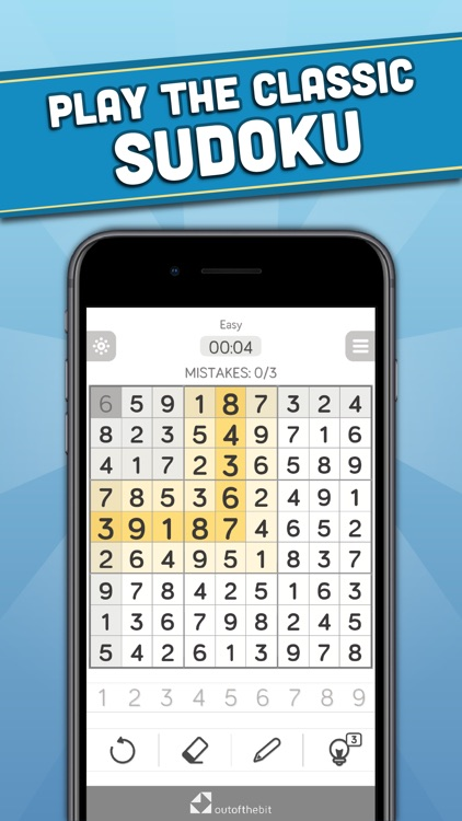 Sudoku - Classic number puzzle screenshot-0