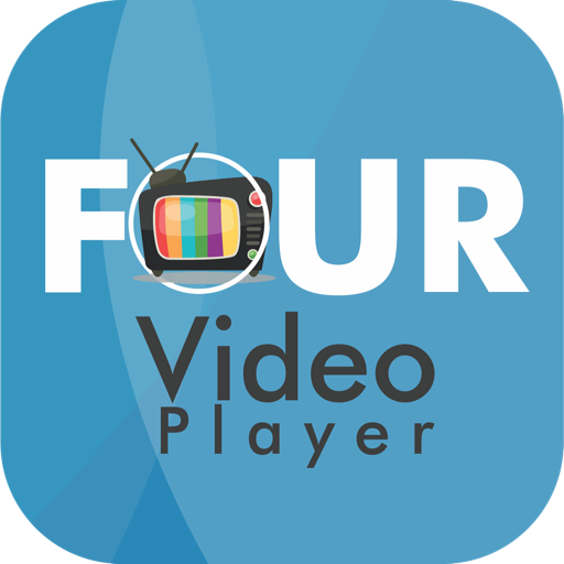 Four Video Player