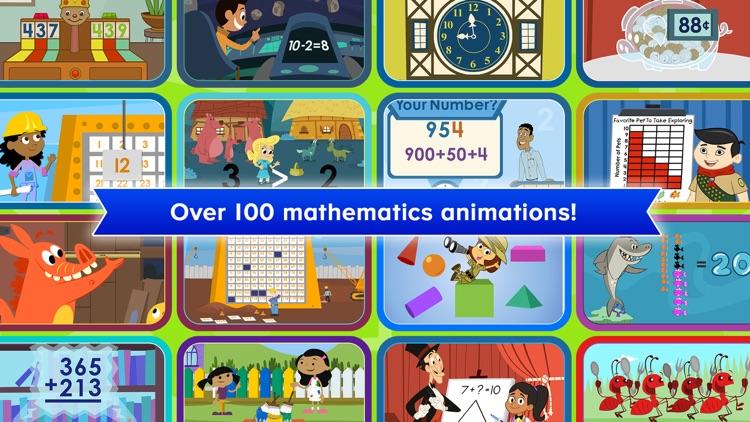 Mathematics Animations