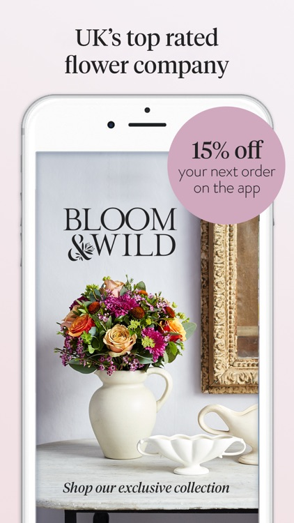 Bloom & Wild Flowers & Gifts