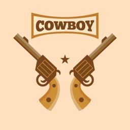 Cowboys - Wild West stickers