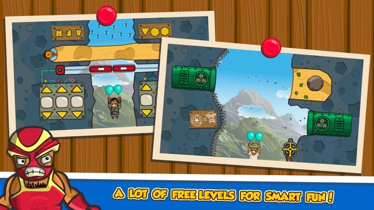Amigo Pancho 2: Puzzle Journey screenshot-3