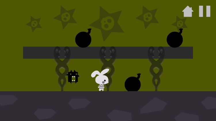 Cute Rabbit Adventure screenshot-3