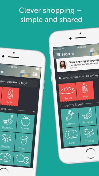 Bring! Shopping List screenshot-0