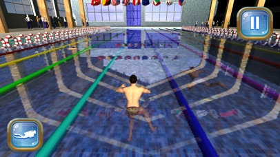 All stars swimming champions screenshot two