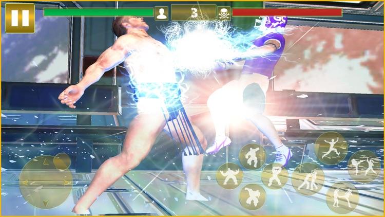 Karate Street Crime Fighter 3D screenshot-3