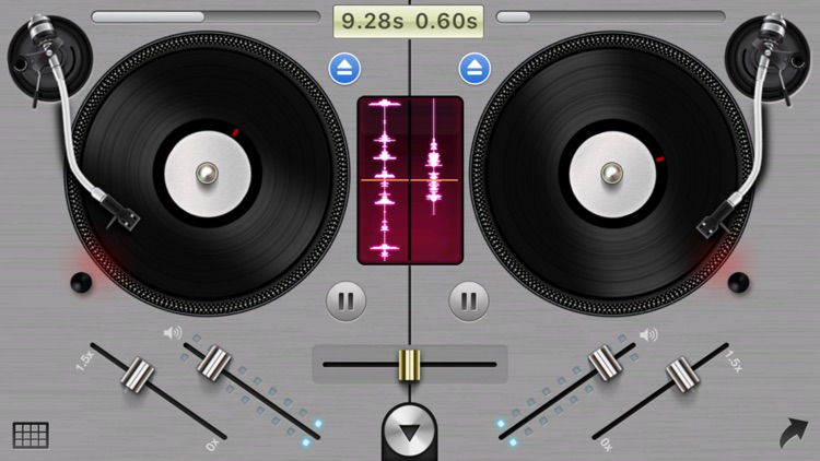 Tap DJ - Mix & Scratch Music screenshot-0