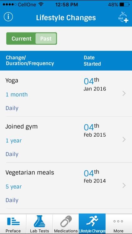 Track My Health screenshot-3