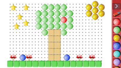 Peg Mosaic screenshot one