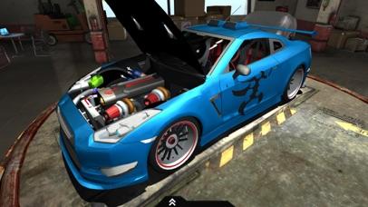 車を修理する: ガレージウォ screenshot1