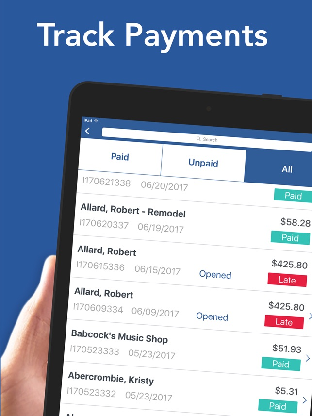 Invoice ASAP Invoicing On The App Store - Invoice asap app
