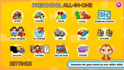 123 Toddler games for 3+ years screenshot three