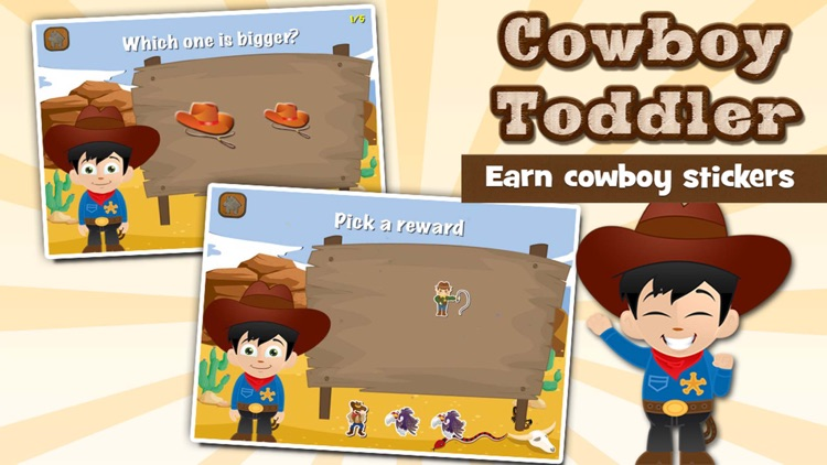 Cowboy Toddler Yeehaw! screenshot-3