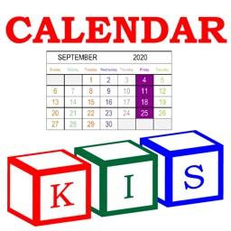 KIS Calendar