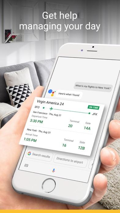 Google Assistant Screenshots