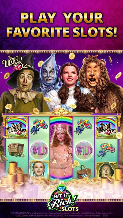 Hit it Rich! Casino Slots app