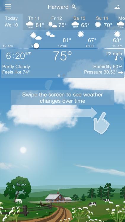 YoWindow Weather screenshot-0