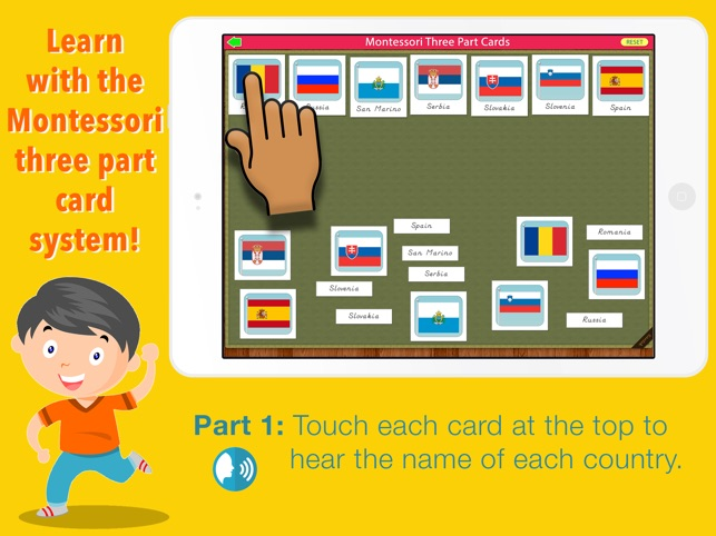 Learn the Flags of Europe! on the App Store