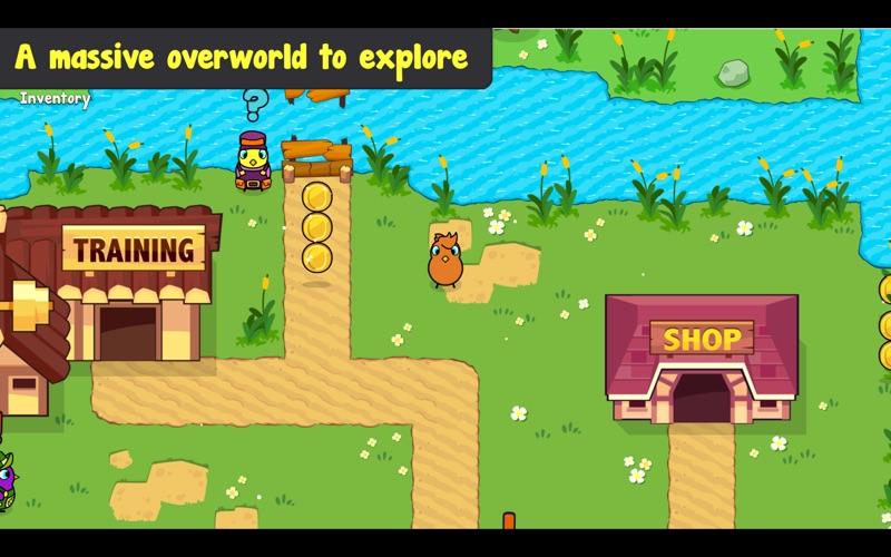 Duck Life: Battle screenshot 5
