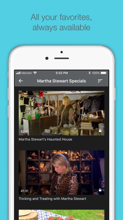 Martha Stewart TV screenshot-2