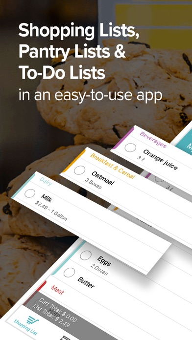 download Out of Milk - Lista Compra apps 3