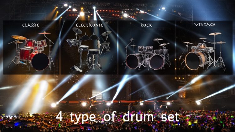 Finger Drumkit - PRO screenshot-1
