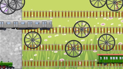 Toy Train Puzzles for Toddlers screenshot three
