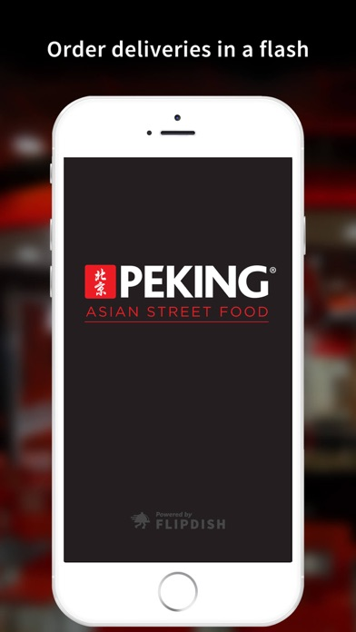 Peking Asian Street Food