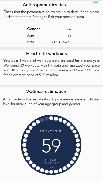 HRV4Training screenshot-5