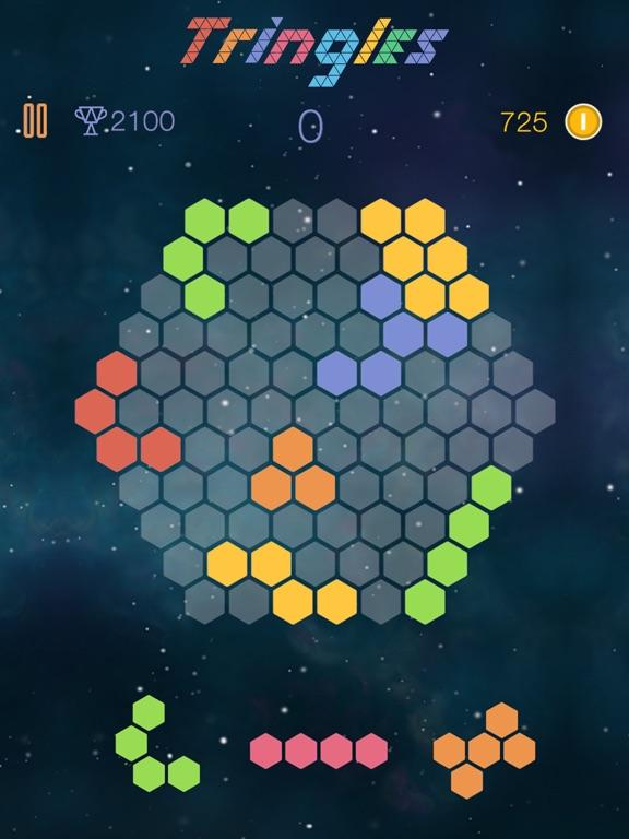 Треугольнички Tringles для iPad