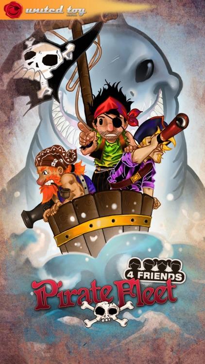 PirateFleet+ - the famous battleship like game