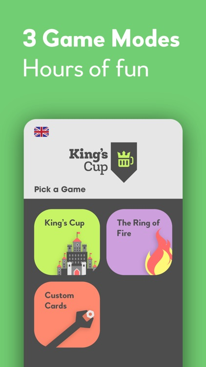King's Cup: Drinking Game