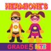 FIFTH GRADE SCIENCE LEARNING STUDY GAMES: HERMIONE - iPhoneアプリ