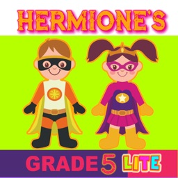 FIFTH GRADE SCIENCE LEARNING STUDY GAMES: HERMIONE
