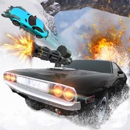 Fast Car Racer Death Racing