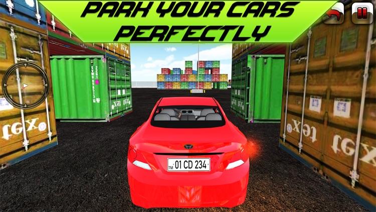 Car Parking 3D Challenge screenshot-3