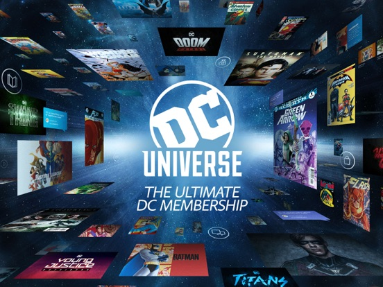 DC UNIVERSE INFINITE screenshot 8