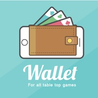 Wallet - For table top games
