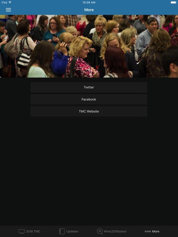 TMC Together We... App screenshot 6