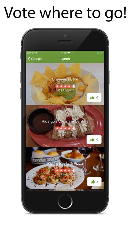 UrbnJungl - Restaurant Swiper screenshot-4