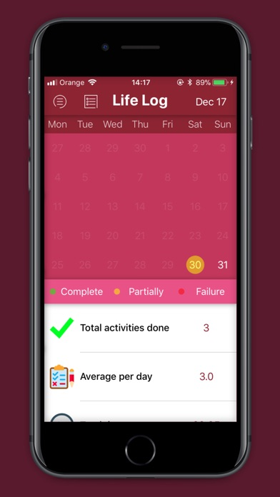 screenshot 3 for betteryou daily planner
