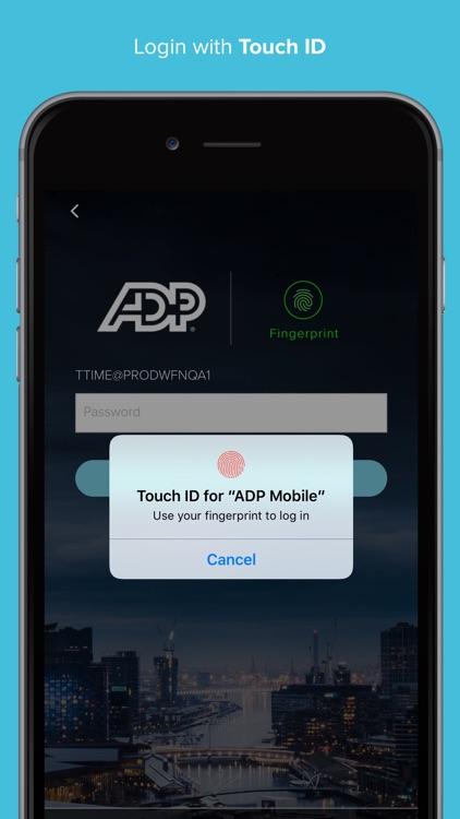 ADP Mobile Solutions screenshot-4