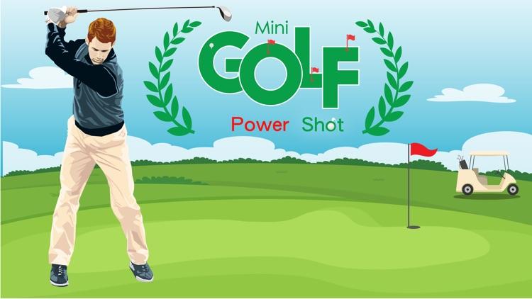 Mini Golf: Power Shot screenshot-0