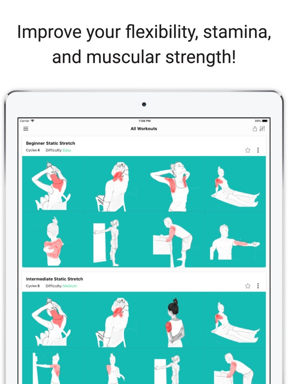 Stretching & Flexibility Plans   App Price Drops