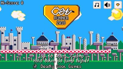 Screenshot 2 Cat Runner 2018