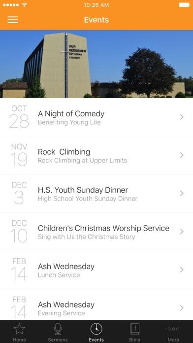 Our Redeemer Bloomington IL screenshot 3