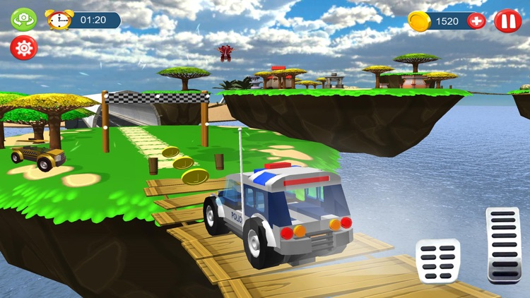 Monster Truck Toy Cars Game screenshot-5