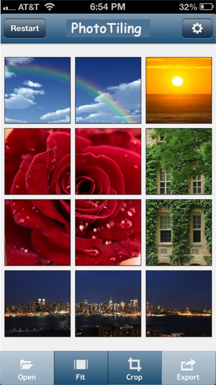 PhotoTiling screenshot-1